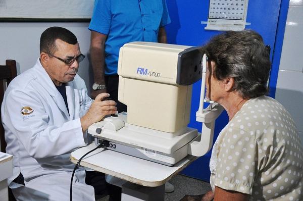 Guarantã é referencia no Projeto de Cirurgias de Catarata