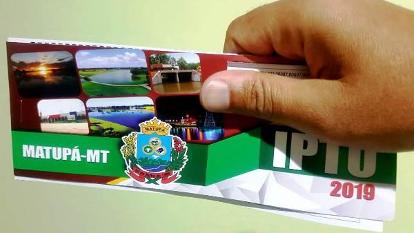 IPTU com 25% de desconto - Prazo encerra-se dia 10 de abril