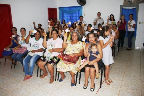 CMDM e CRAS realizam Palestra sobre Empoderamento Feminino