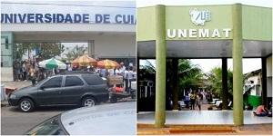 Unic e Unemat são as piores universidades de Mato Grosso em ranking nacional