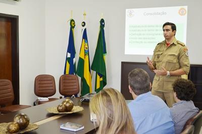 Brigada Municipal Mista de Combate as Queimadas e Incêndios é proposta pelo BEA-MT