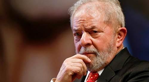 Fachin rejeita pedido de liberdade feito pelo ex-presidente Lula