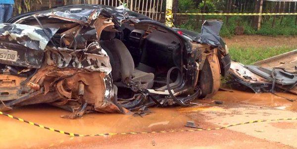 Homem perde a vida e outros ficam feridos em grave acidente as margens da BR 163