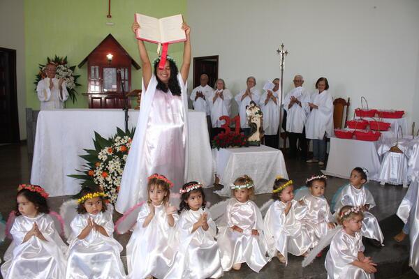 Celebrada Missa em Ação de Graças Matupá 31 Anos