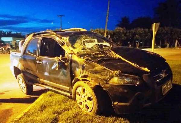 Pioneiro de Matupá é vítima de acidente de trânsito
