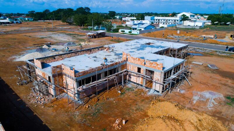 Novo prédio da DEPOL de Matupá será uma referência em MT