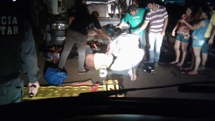 Acidente fatal é registrado no trevo de entrada de Matupá