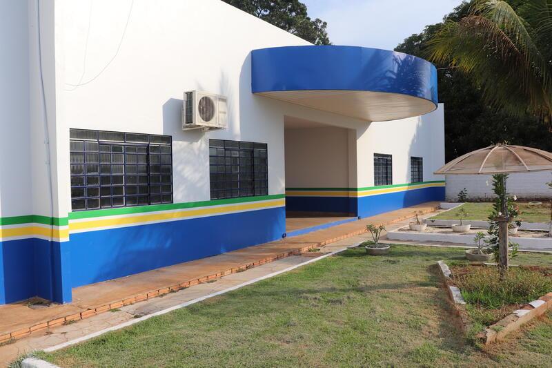 Melhorias na Escola Norberto Schwantes da 9ª Agrovila