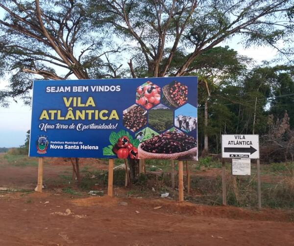 Novas melhorias para a Vila Atlântica de Nova Santa Helena