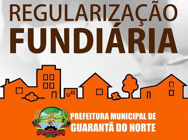 Mais de 1.000 Títulos Definitivos serão entregues em Guarantã