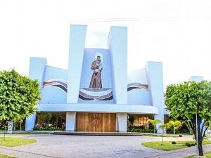 Paróquia Santo Antônio:Diocese de Sinop inaugura nova igreja matriz de Sinop