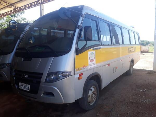 Guarantã amplia para 28 o número de ônibus escolares