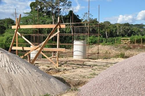 Iniciada construção da Ponte de Concreto do Rio Peixotinho I em Matupá