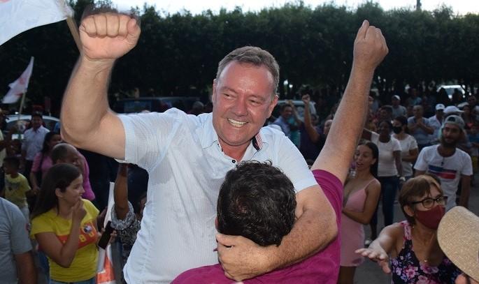 Paulinho Bortolini será o novo prefeito de Nova Santa Helena