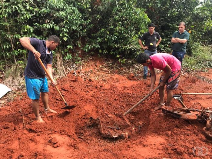 Acusada de ser mandante da morte de ex morador de Matupá vai a Jurí Popular