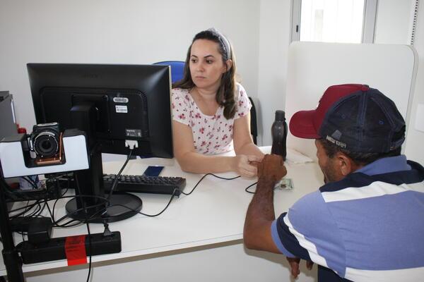 Eleitores Matupaenses devem fazer o cadastro biométrico