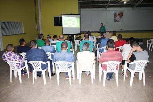 Gestores de Garimpo participam de reunião de trabalho