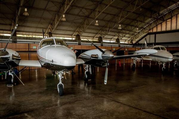 02 aviões equipados farão transporte de pacientes de urgência e emergência em MT