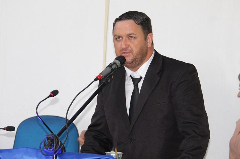 Evandro Kommers é o novo Presidente da Câmara de Vereadores