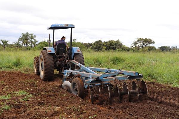 Secretaria promove ações de incentivo a Agricultura Familiar