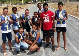 Atletas de Peixoto são selecionados para disputar Jogos Escolares da Juventude em Natal