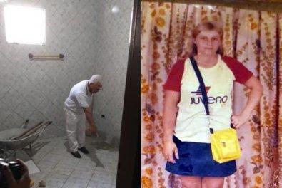 Idoso que enterrou esposa no banheiro há 24 anos morre em MT