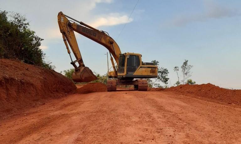 Estrada do Travessão 12 do PA Cachimbo II foi recuperada