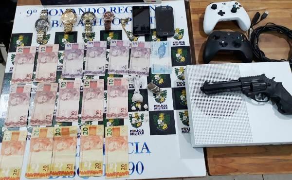 Homem foi preso por tráfico de drogas em Bairro de Alta Floresta