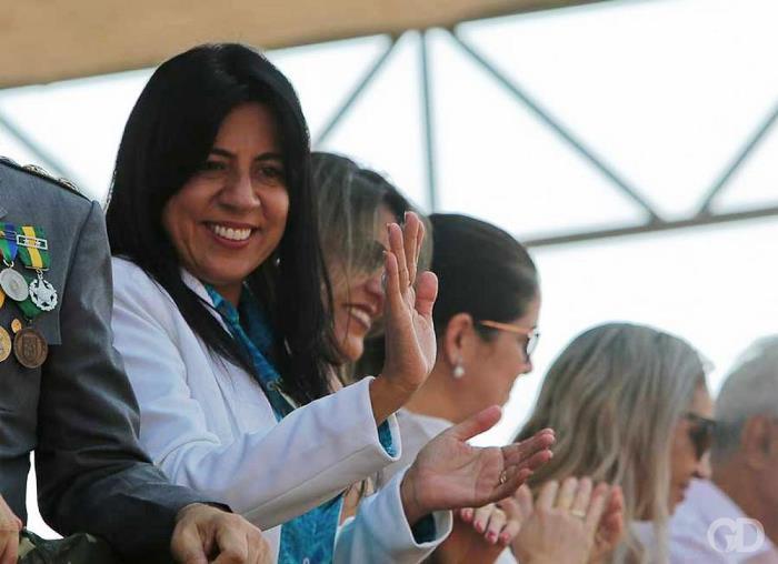 Professora Vice-Prefeita de Cáceres é disputada por 5 partidos