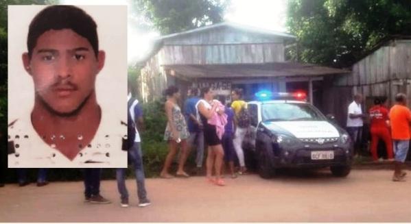 Jovem foi preso acusado de matar dois a pauladas em Peixoto