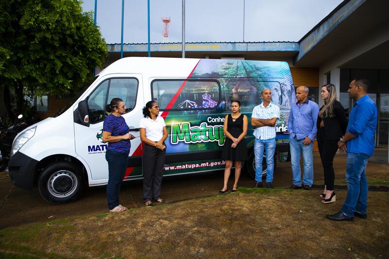 Van 0 Km fará transporte de pacientes em tratamento de hemodiálise