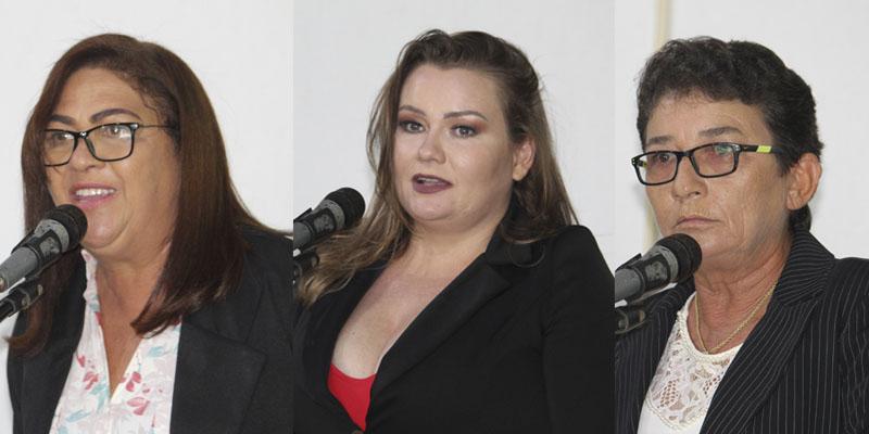 Peixoto de Azevedo conseguiu eleger três vereadoras