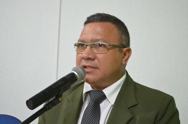 Joranir é autor de emenda com novas regras para nomeação de secretários