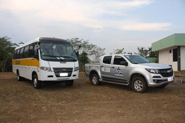 Prioridade: Matupá continua renovando a frota de veículos públicos