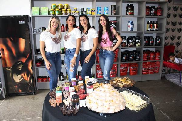 Referencia em produtos Fitness - Loja LK Body Shop
