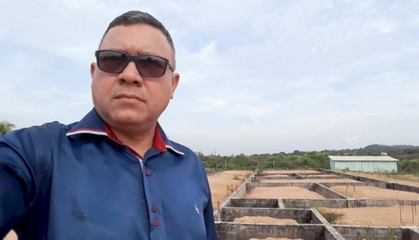 Vereador cobra conclusão da Escola Estadual Luciene Cardoso