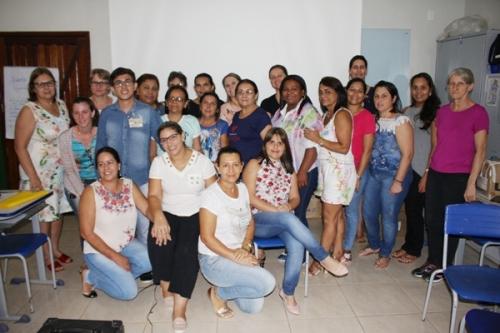 Professores concluem capacitação JEPP SEBRAE