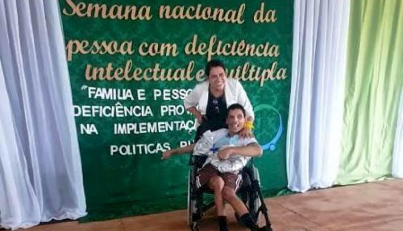 APAE: Semana Nacional da Pessoa com Deficiência Intelectual e Múltipla