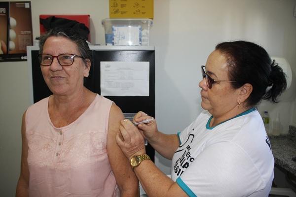 Matupá trabalha pra cumprir meta de Vacinação Contra Gripe