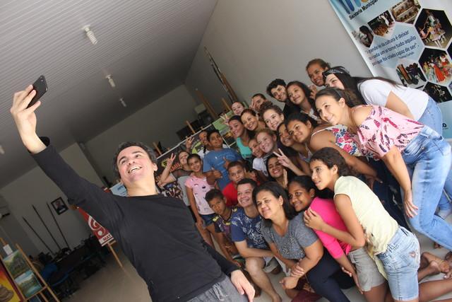 Mais de 25 participam de Oficina de Teatro em Matupá