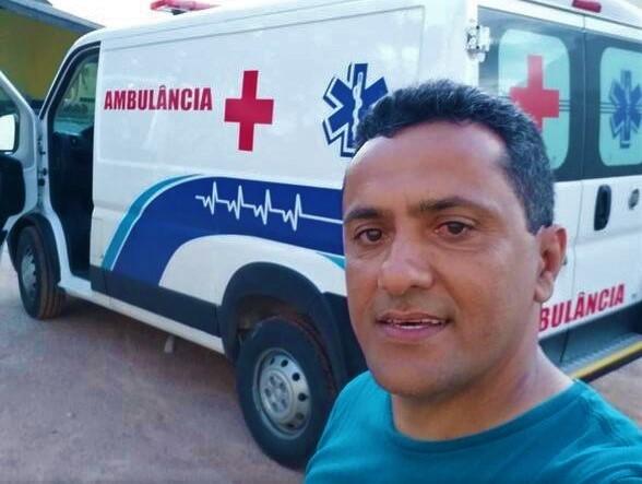 Vereador Paulistinha comemora entrega de Ambulância 0 Km para União do Norte