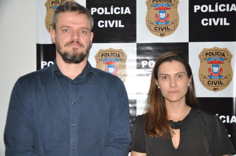 DEPOL Matupaense tem nova Delegada Dra. Juliana Rado