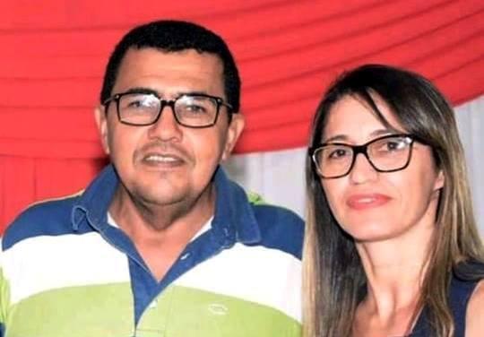 Peixotenses estão comovidos com a morte do casal Luis e Sueli