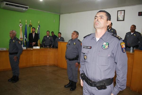 Tenente Coronel James assume o 15º Comando Regional de Polícia Militar