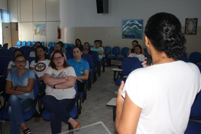 SMS promove a Semana de Enfermagem Matupaense