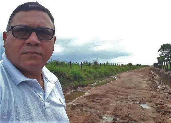 Vereador cobra recuperação da Estrada que liga Peixoto a 6ª Agrovila